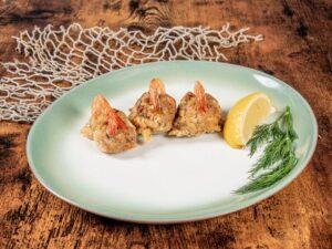 Crab Stuffed Jumbo Shrimp
