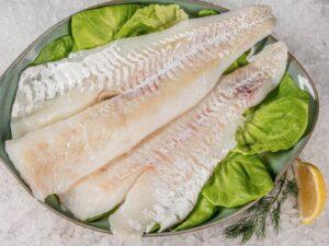 Fresh Market Cod Fish