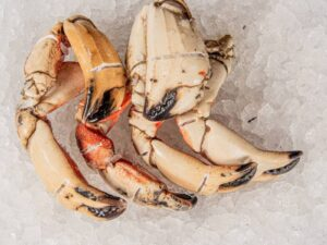 Jonah Crab Claw Clusters (raw, frozen)