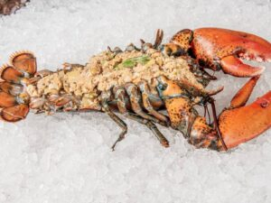 Crab Stuffed Lobster Special