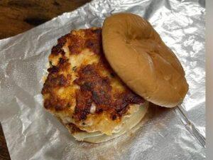 Shrimp Burgers (4 ct.)